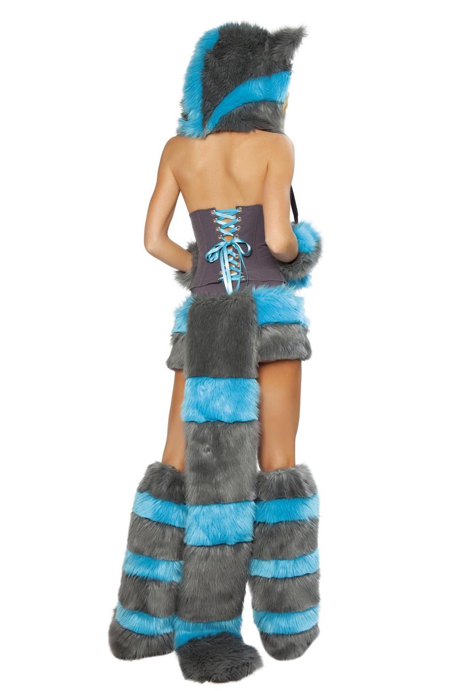 aed432d8f196 Купить карнавальный костюм для девушки Чеширский кот, цена 3799 руб.
