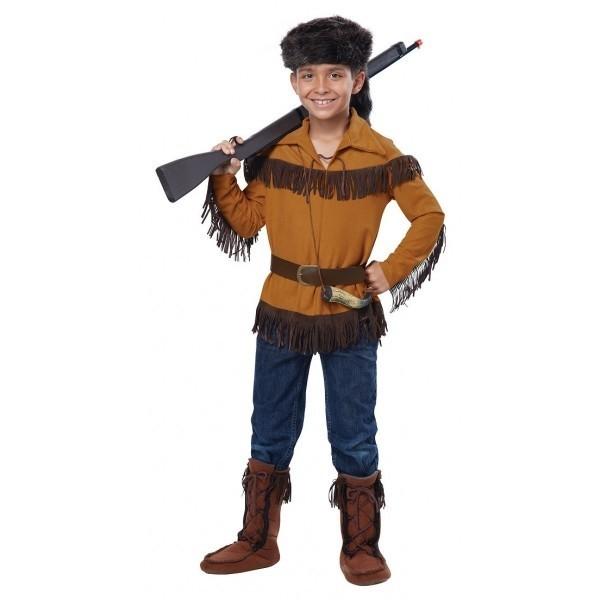 Лесной разбойник фото костюма
