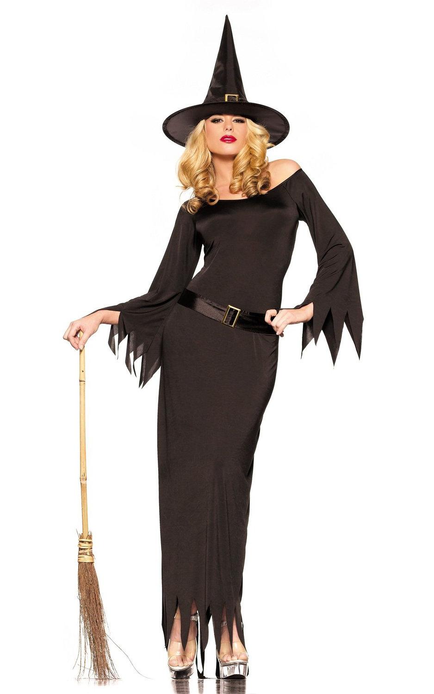 Костюм ведьмы фото женский