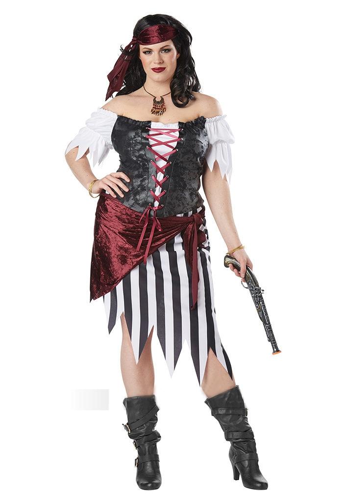 вид костюм пиратки для взрослы картинки касается цены