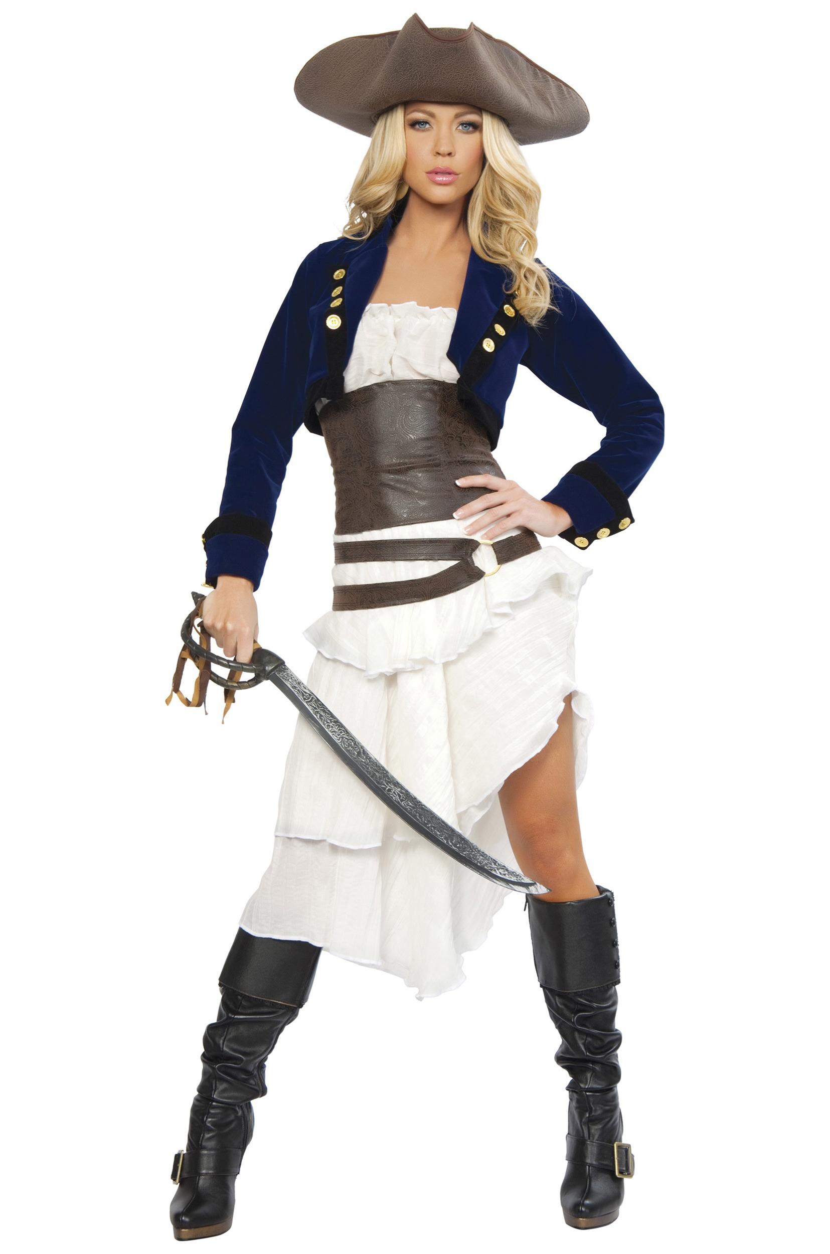 Костюмы девушек пираток фото
