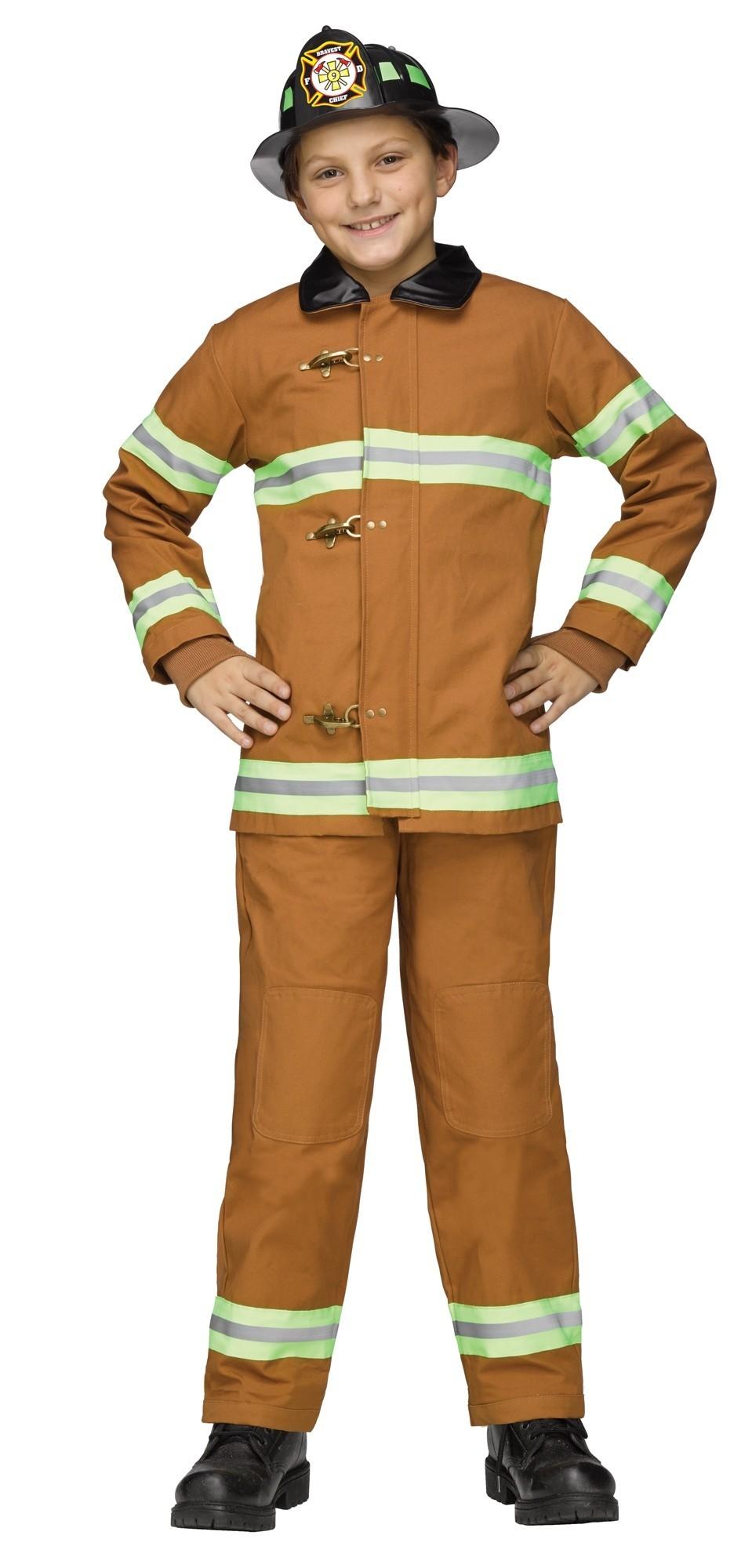 спецодежда пожарника фото подписать всем