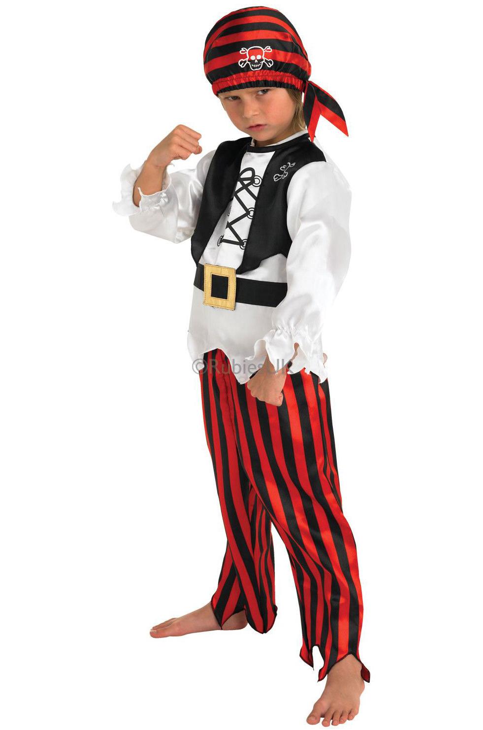 Как создать костюм пирата 12