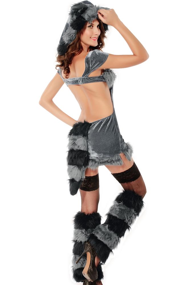 Купить карнавальный костюм для девушки Крошка Енот e7abfc0c9c8cc