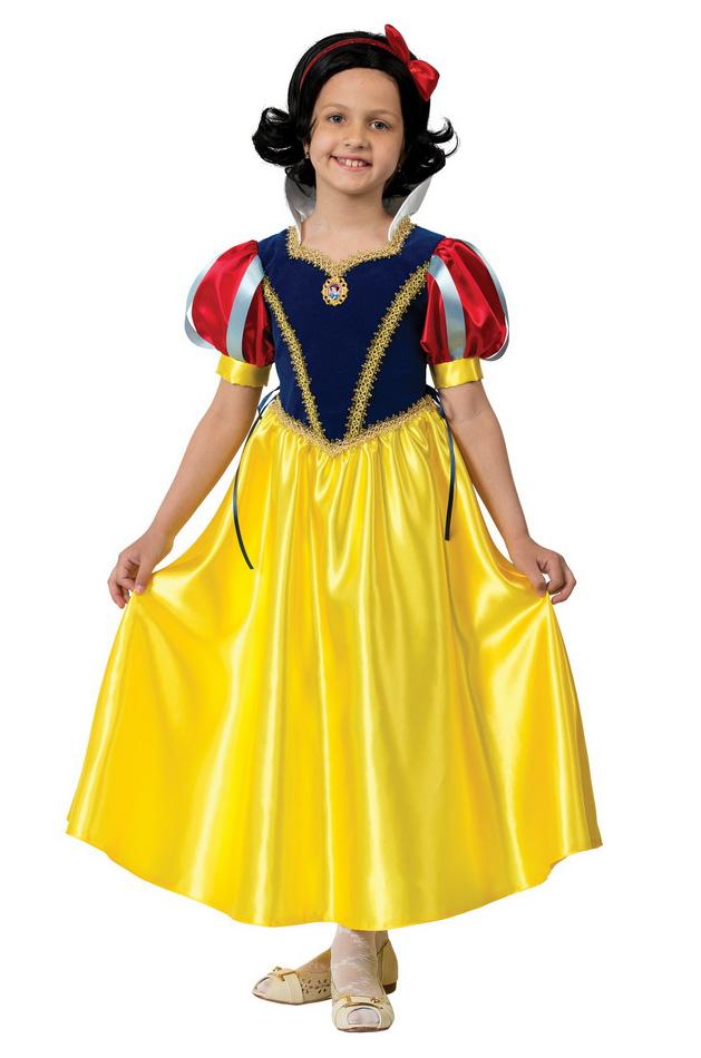 Белоснежка костюм для девочки своими руками