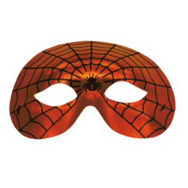 Человек паук из картона как сделать