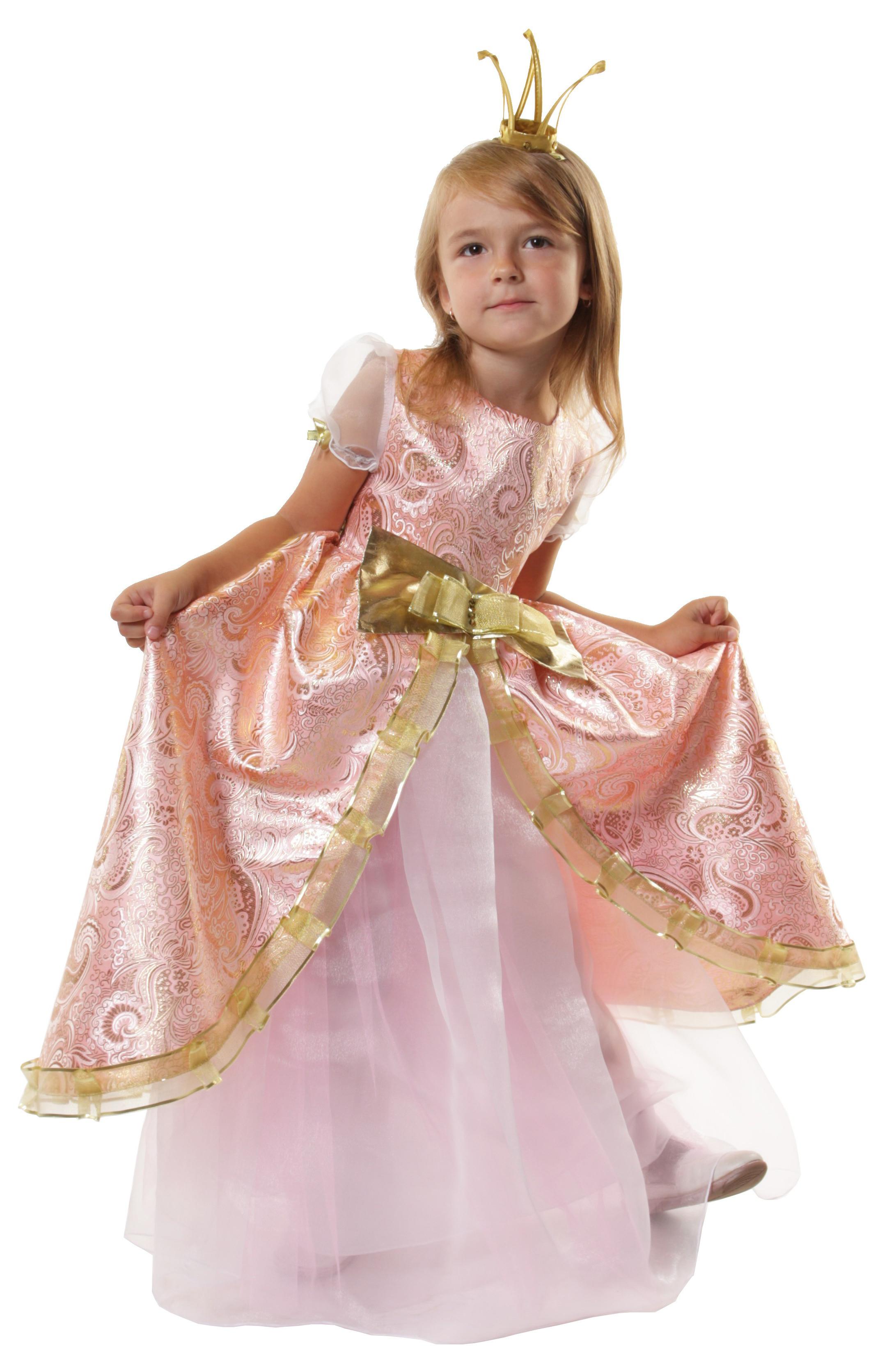 Как сшить костюм принцессы своими руками