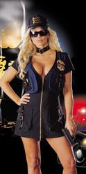Женские костюмы - Агент полиции