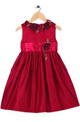 Платья для девочек - Алая принцесса