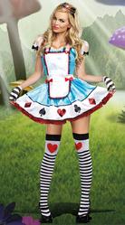 Чулки и колготки - Алиса из Зазеркалья