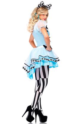 Алиса с бантом