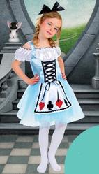 Костюмы для девочек - Алиса в стране чудес
