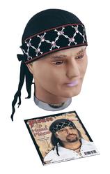 День подражания пиратам - Бандана пирата люкс
