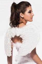 Крылья для костюма - Белоснежные крылья ангела