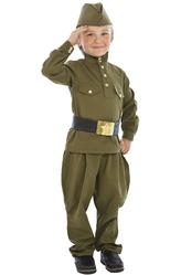 9 мая - Костюм Бесстрашный солдат