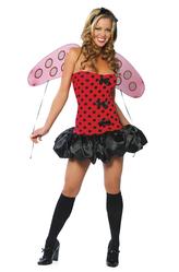 Бабочки и Пчелки - Божья коровка-милашка