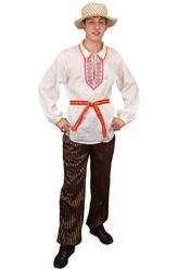 Национальные - Костюм Бравый Белорус