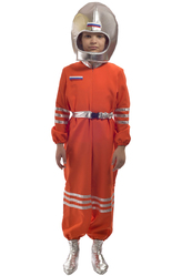 Костюмы для мальчиков - Костюм Бравый космонавт
