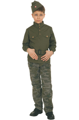 Костюмы для мальчиков - Бравый военный