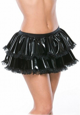 Ангелы и Феи - Черная юбка пачка