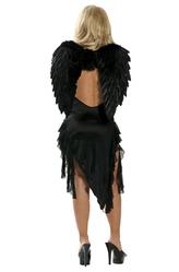 Грим для лица - Черный ангел страсти