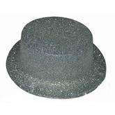 Парики и шляпы - Цилиндр серебряный