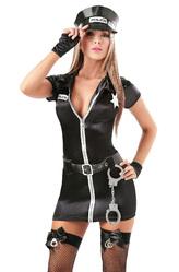 Для костюмов - Девушка-полицейский