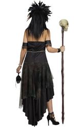 Скелеты и Зомби - Костюм Девушка Вуду