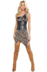 Леопард - Дикарка