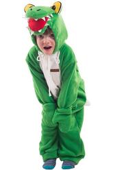 Кигуруми - Дружелюбный крокодильчик