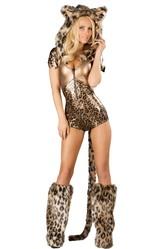 Зайчики и Кошки - Дымчатый леопард