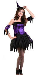 Ведьмы и Дьяволицы - Фиолетовая ведьма