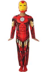 Железный человек - Костюм Героичный Железный человек