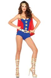 Супергерои - Героиня комиксов
