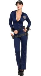 Женские костюмы - Гламурная полицейская