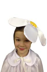 Парики и шляпы - Белоснежная ромашка
