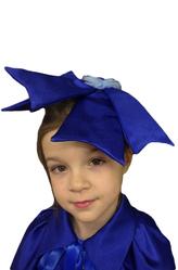 Парики и шляпы - Синий василек