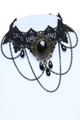 Для костюмов - Готическое ожерелье