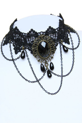 Аксессуары - Готическое ожерелье