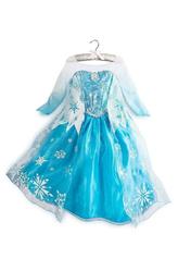 Платья для девочек - Эльза из Холодного сердца