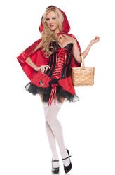 Подъюбники и юбки - Храбрая Красная шапочка