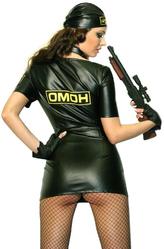 День спецназа - Костюм Храбрая сотрудница Омона