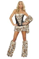 Зайчики и Кошки - Игривый леопард