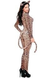 День поцелуя - Костюм Избалованная леопардша