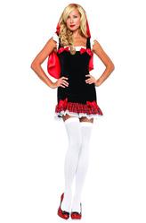 Подъюбники и юбки - Изящная Красная шапочка
