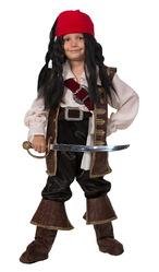 Пираты Карибского моря - Костюм Капитан Джек бэби