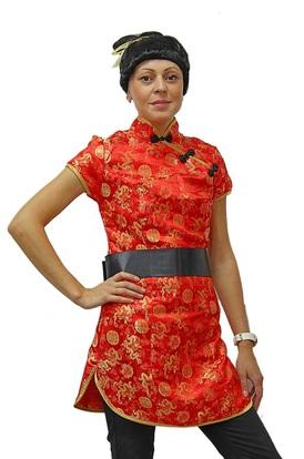 Китайское платье
