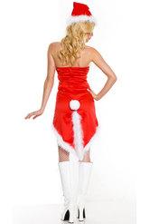 Для костюмов - Кокетливая снегурка