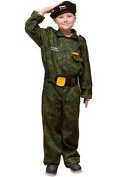 День спецназа - Костюм Командир подразделения