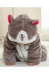Грим для лица - Маленький кот